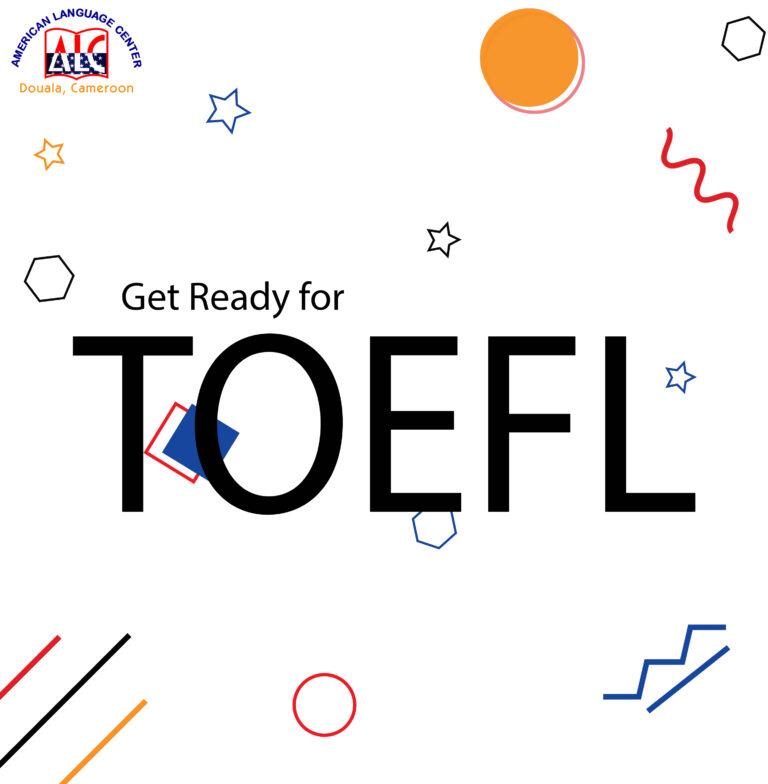 get TOEFL préparations and certification